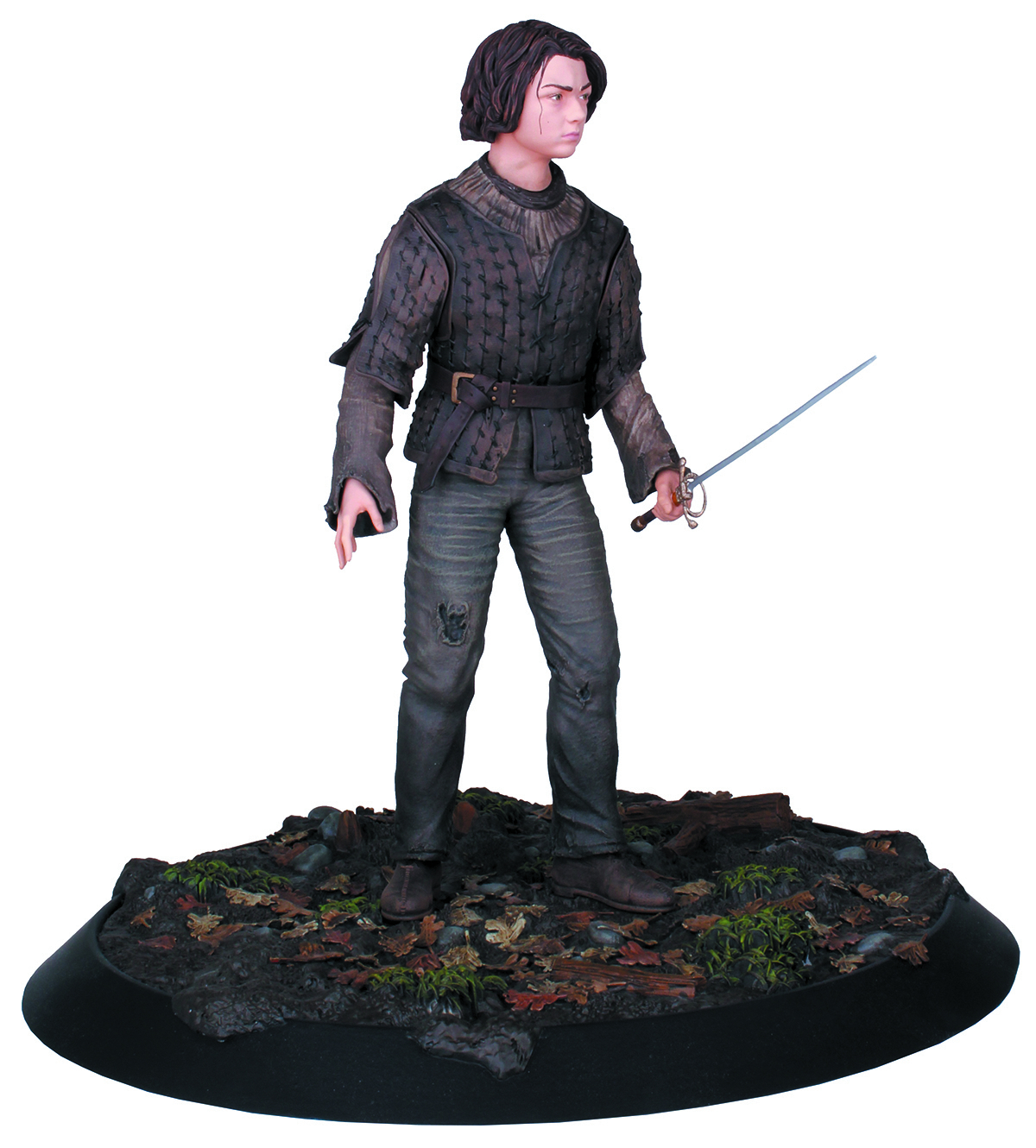 GAME OF THRONES STATUE ARYA STARK