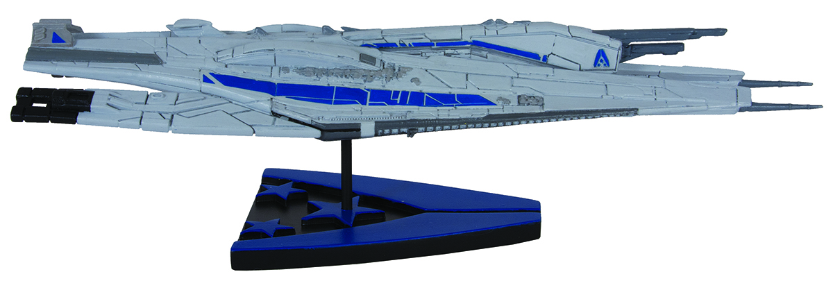 MASS EFFECT ALLIANCE CRUISER SHIP REPLICA
