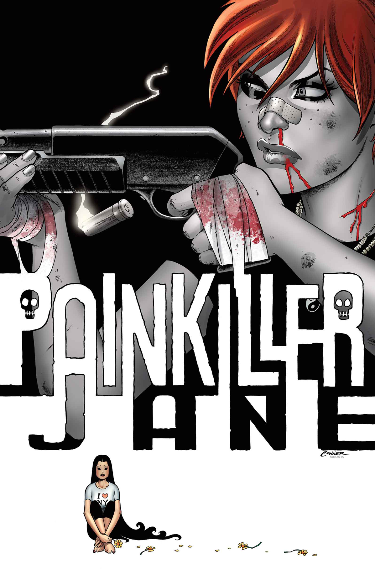 PAINKILLER JANE PRICE OF FREEDOM #4 (OF 4)