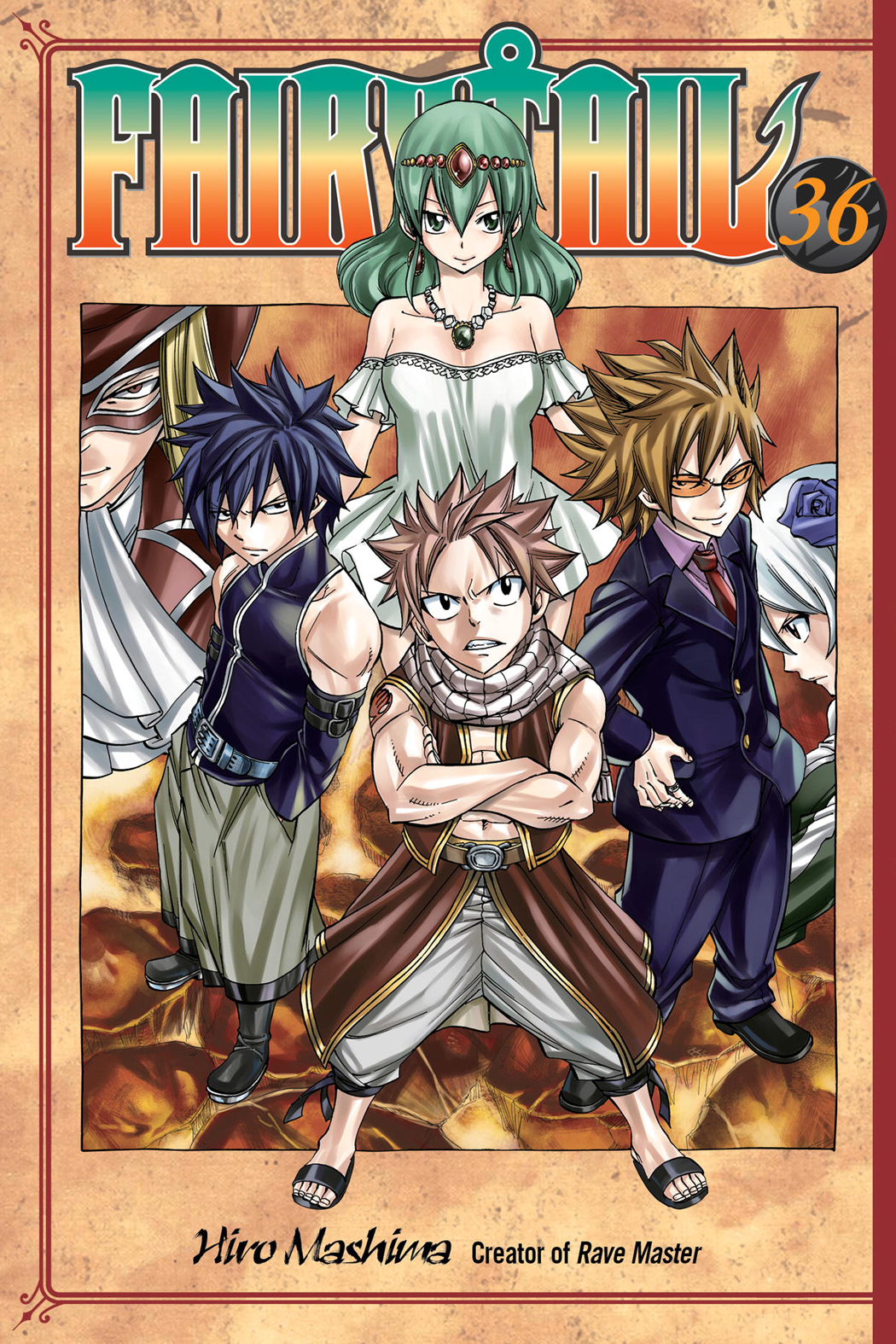 FAIRY TAIL GN VOL 36