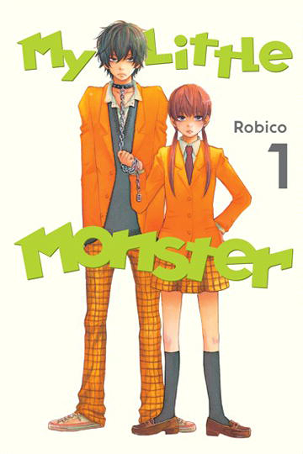 MY LITTLE MONSTER GN VOL 01