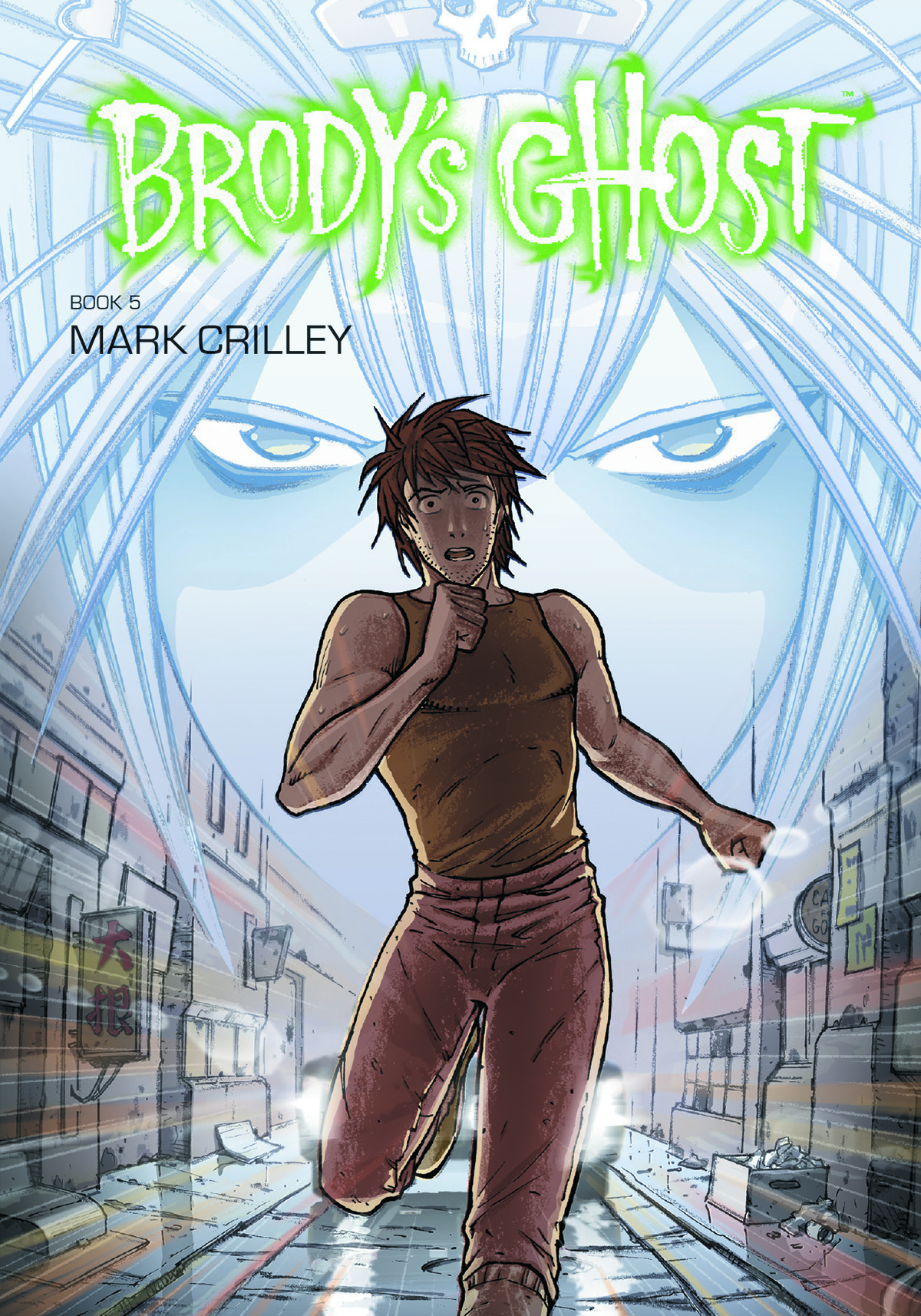 BRODYS GHOST TP VOL 05