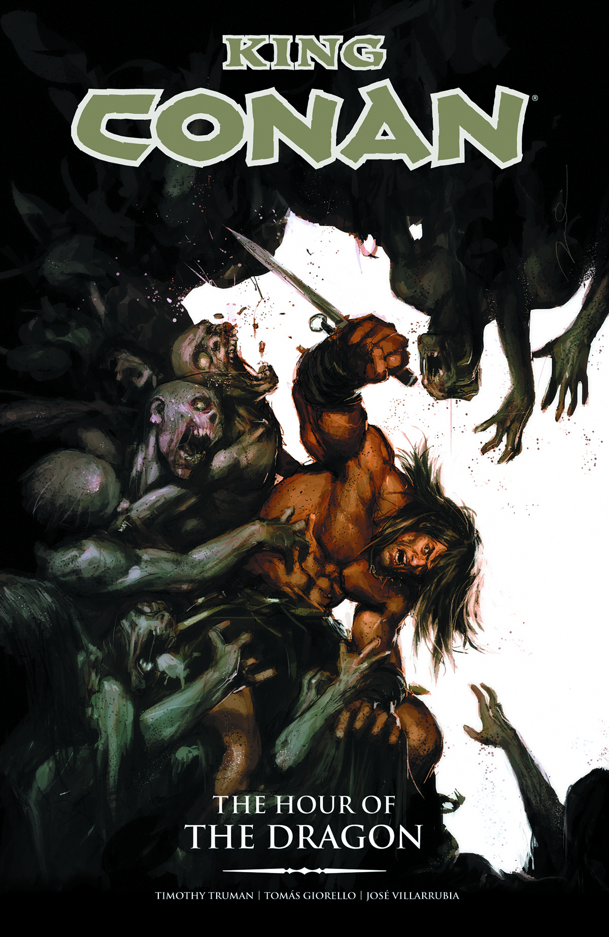 KING CONAN TP VOL 03 HOUR O/T DRAGON