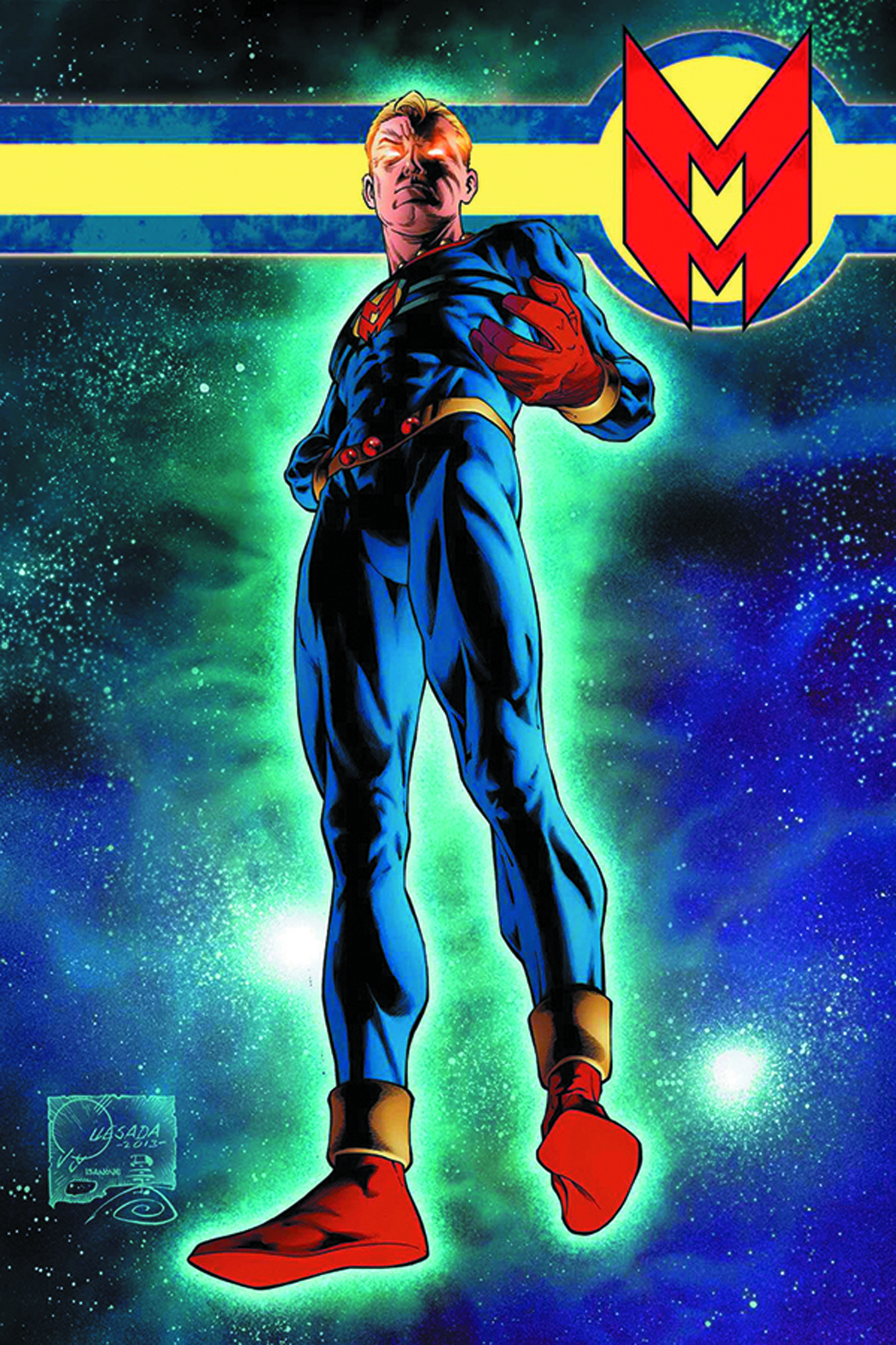 DF MIRACLEMAN #1 CGC GRADED 9.8