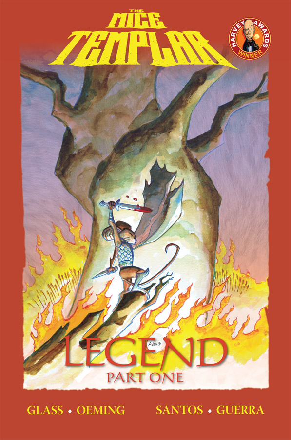 MICE TEMPLAR TP VOL 04.1 LEGEND PT 1