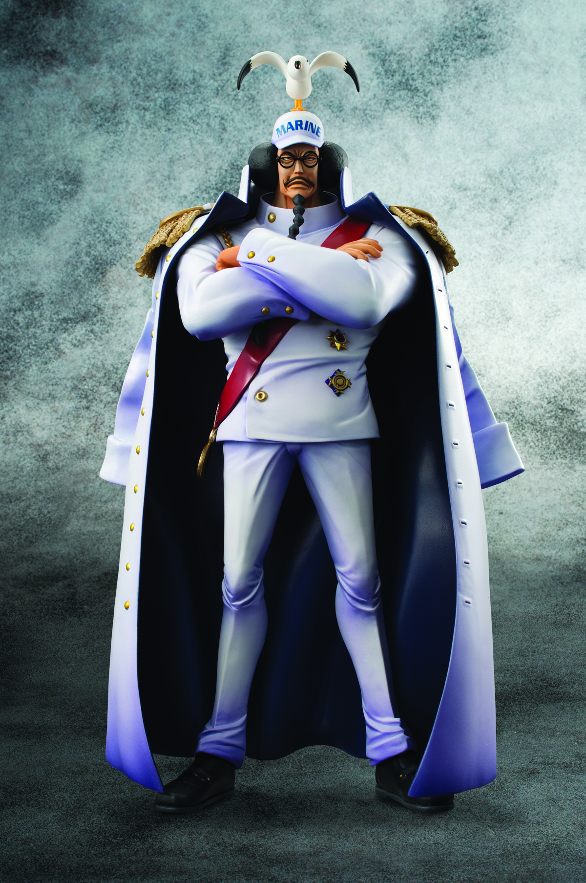 ONE PIECE POP SENGOKU EX MODEL LTD PVC FIG