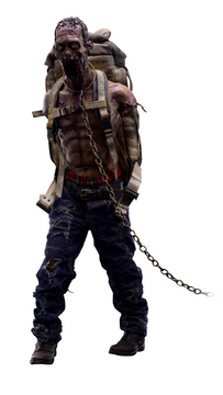 WALKING DEAD MICHONNES PET 2 1/6 SCALE FIG RED VER