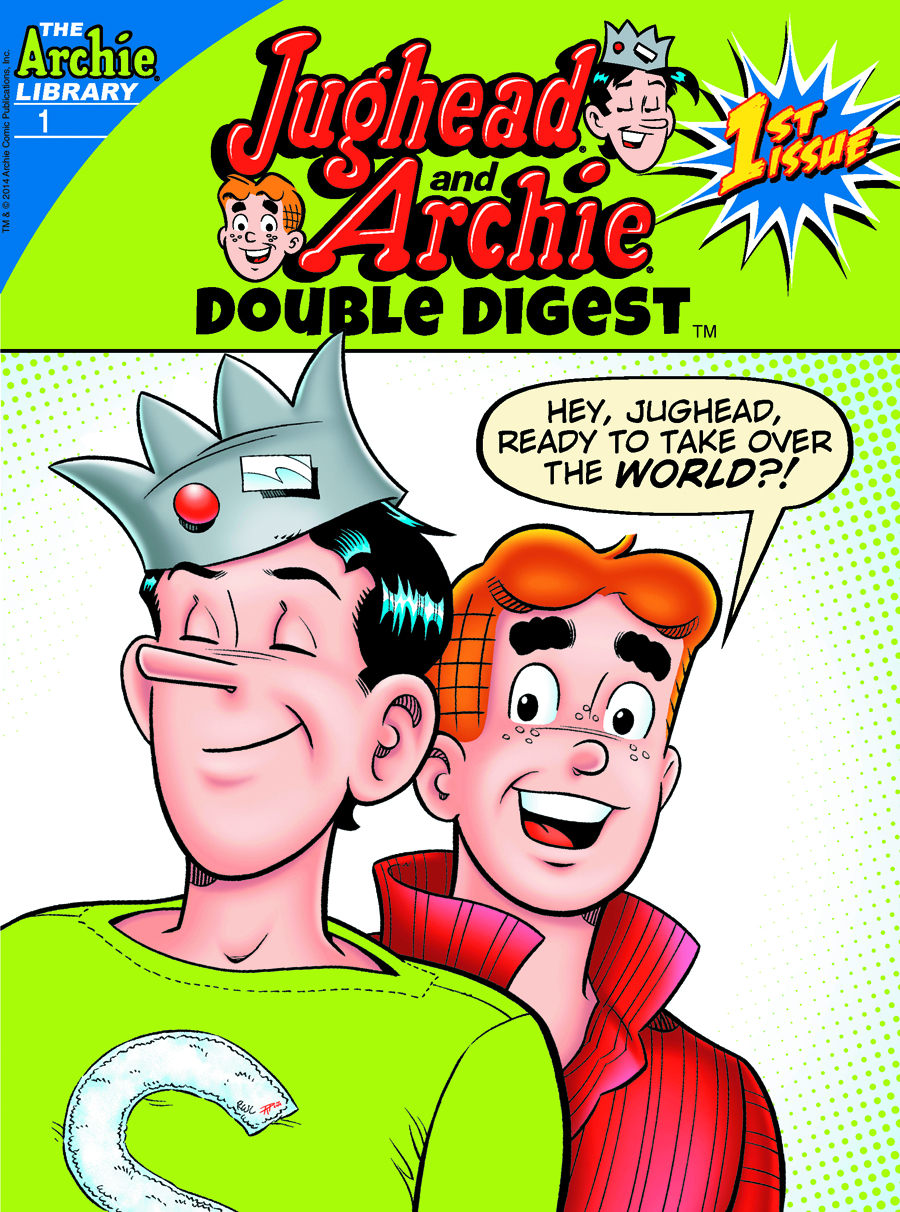 JUGHEAD & ARCHIE DOUBLE DIGEST #1