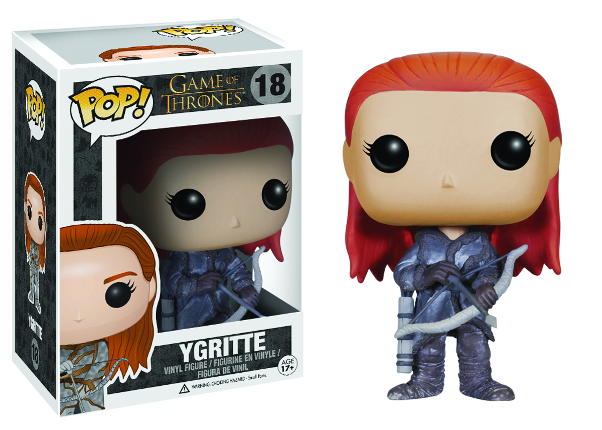 POP GAME OF THRONES YGRITTE VINYL FIG