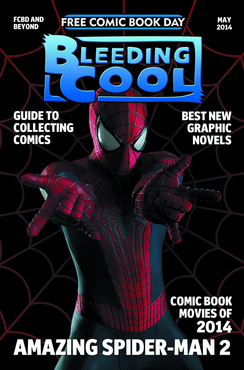 FCBD 2014 BLEEDING COOL MAGAZINE