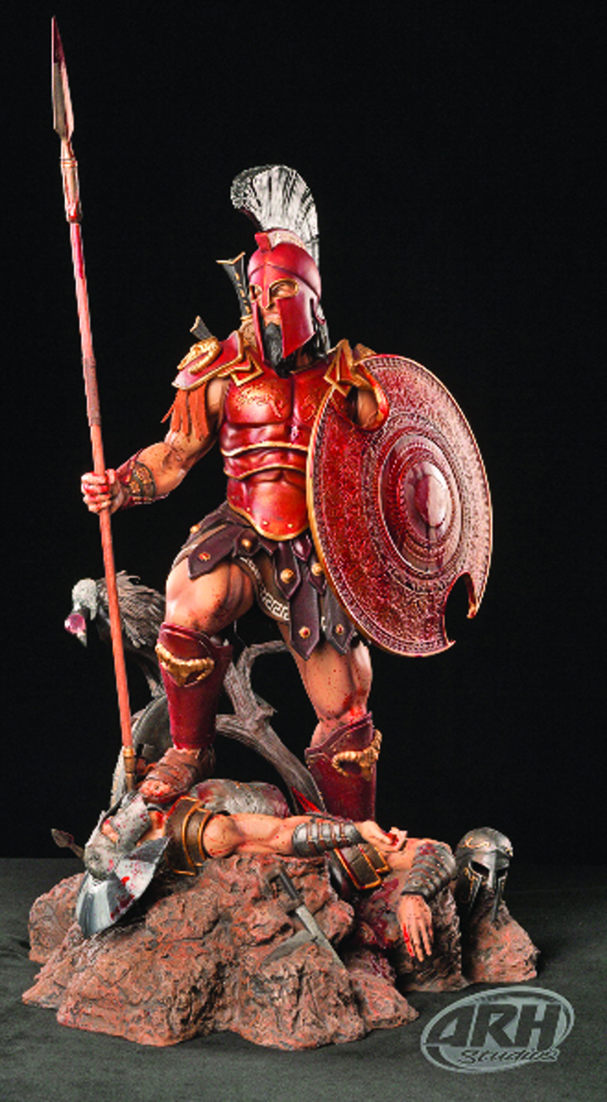 ARES GOD OF WAR 1/4 SCALE STATUE A