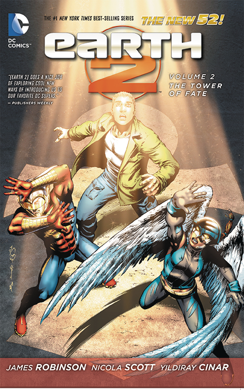 EARTH 2 TP VOL 02 THE TOWER OF FATE