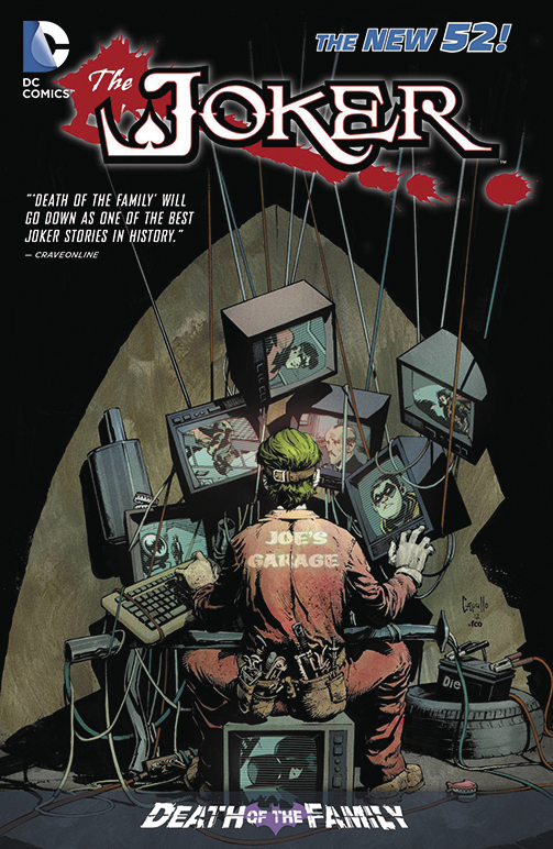 JOKER DEATH OF THE FAMILY TP (N52) (JAN140340)