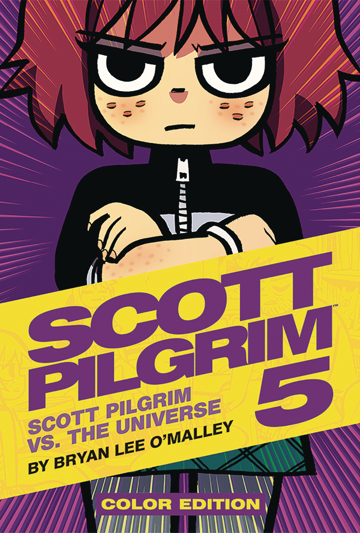 SCOTT PILGRIM COLOR HC VOL 05