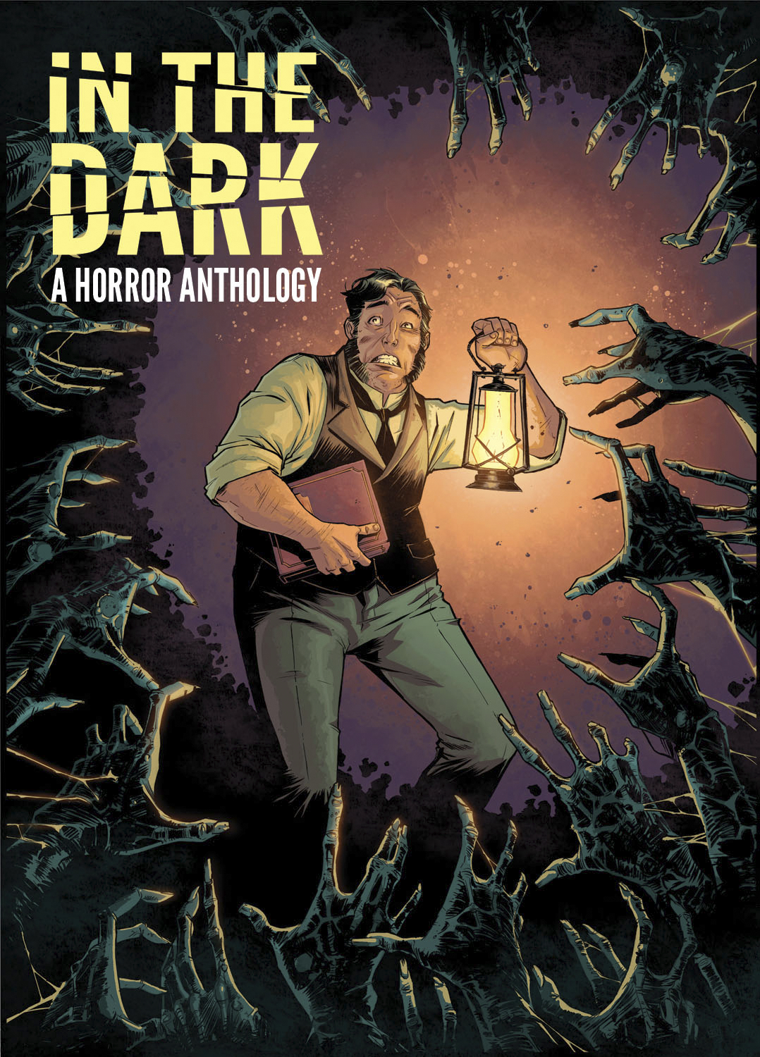 IN THE DARK HORROR ANTHOLOGY HC