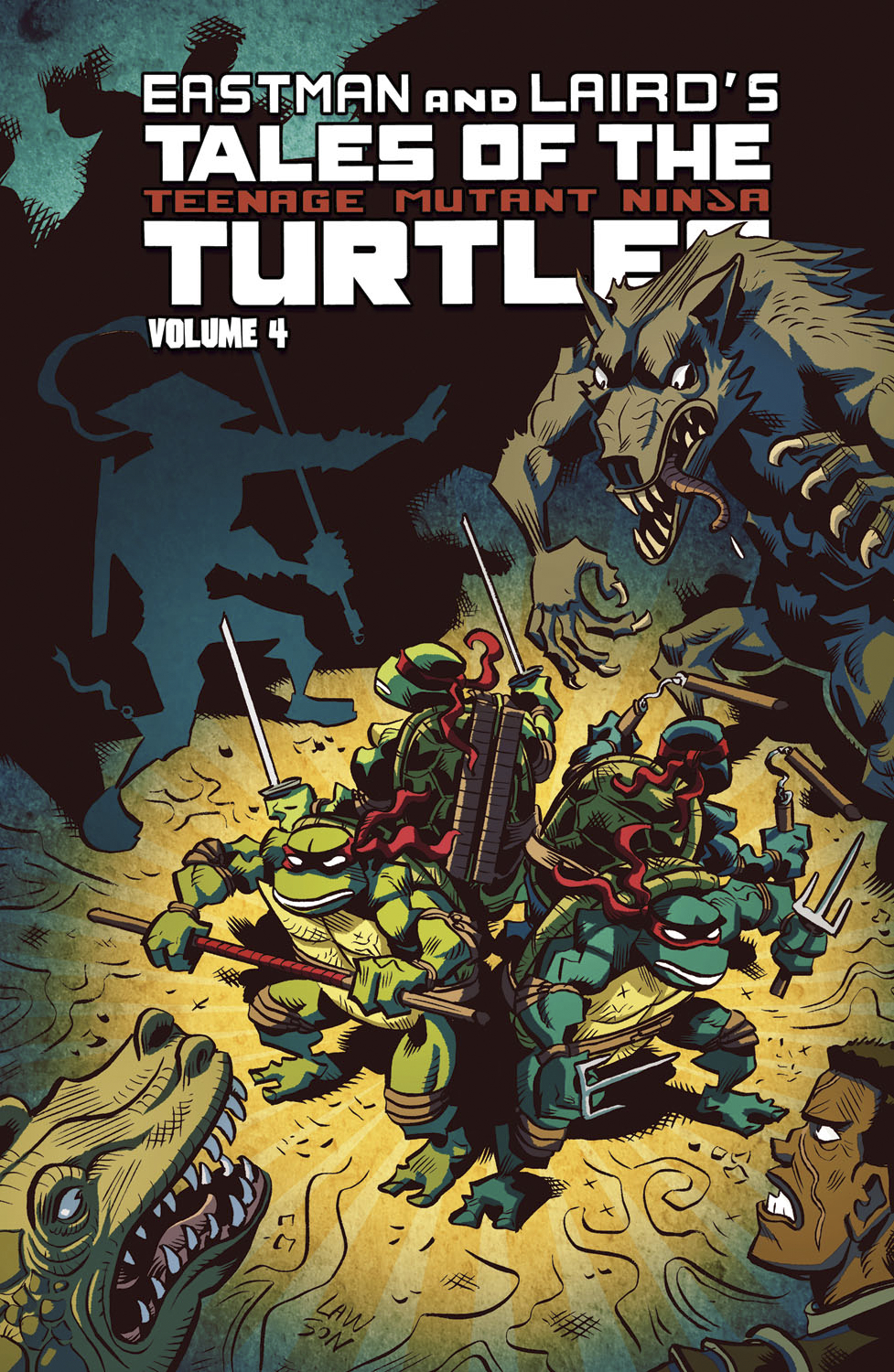 TALES OF TMNT TP VOL 04