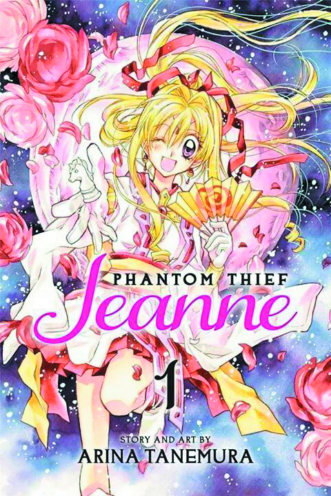 PHANTOM THIEF JEANNE GN VOL 01