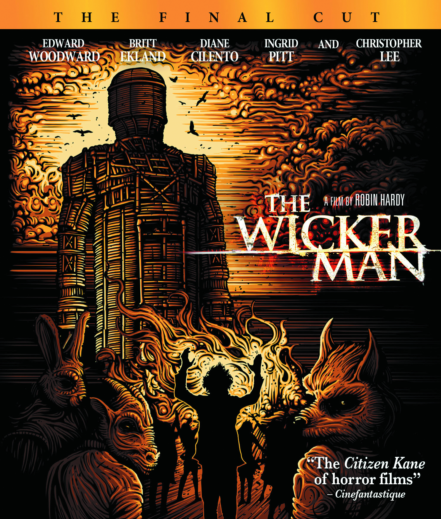 WICKER MAN BD
