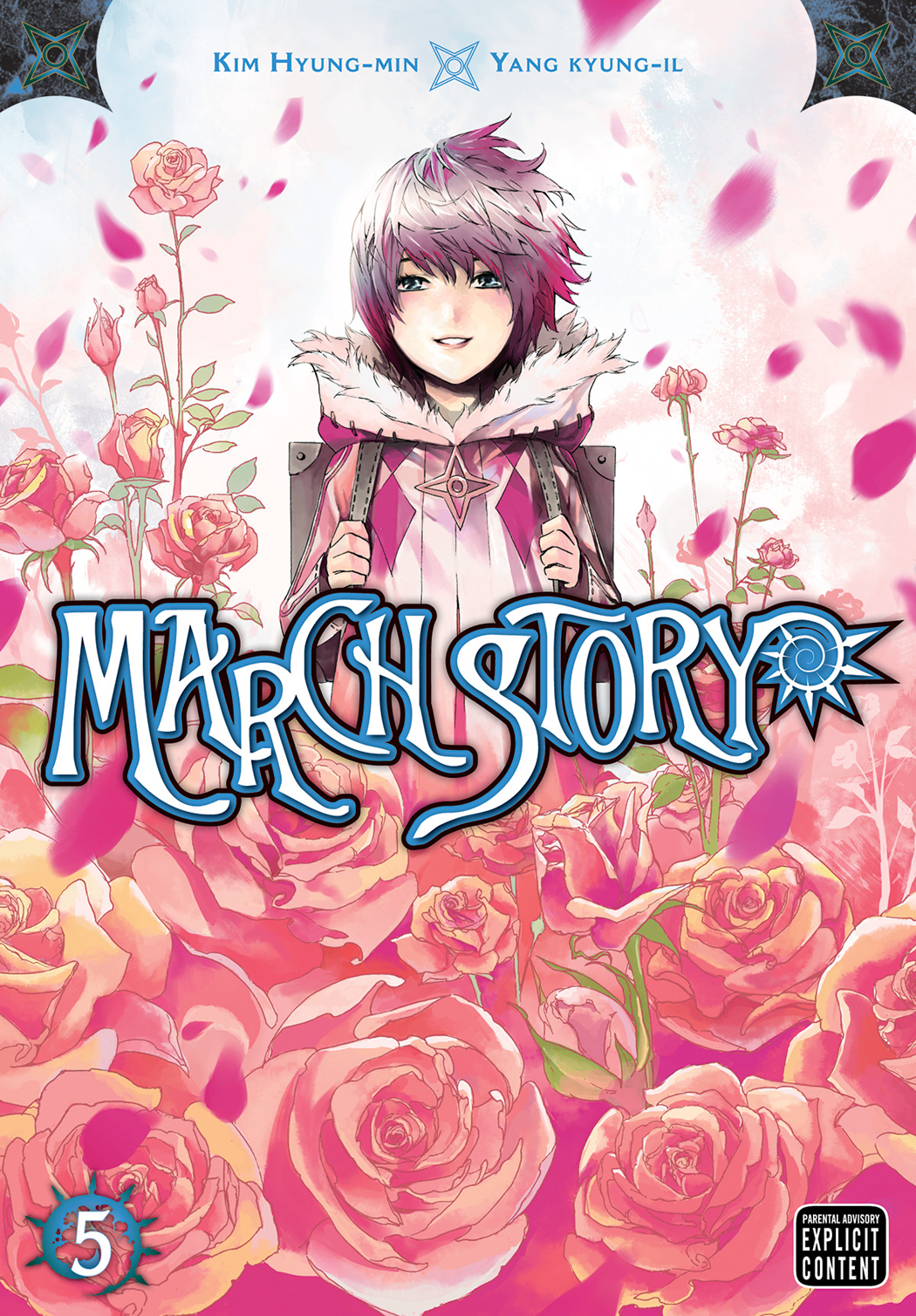 MARCH STORY GN VOL 05