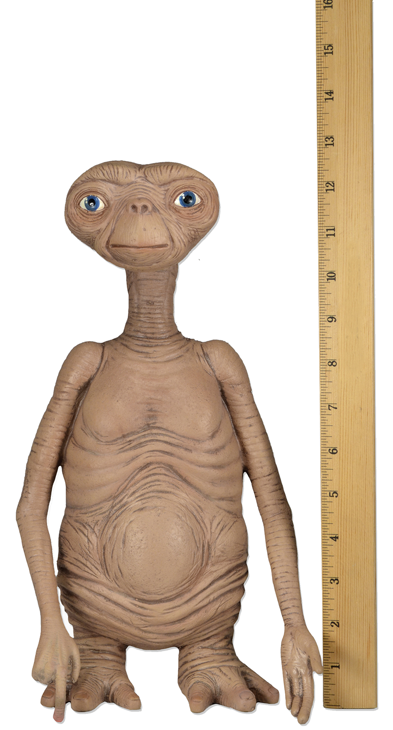 ET 12-IN FOAM FIGURE PROP REPLICA