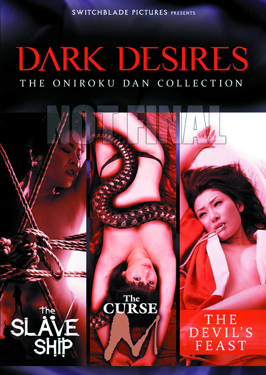 DARK DESIRES DVD