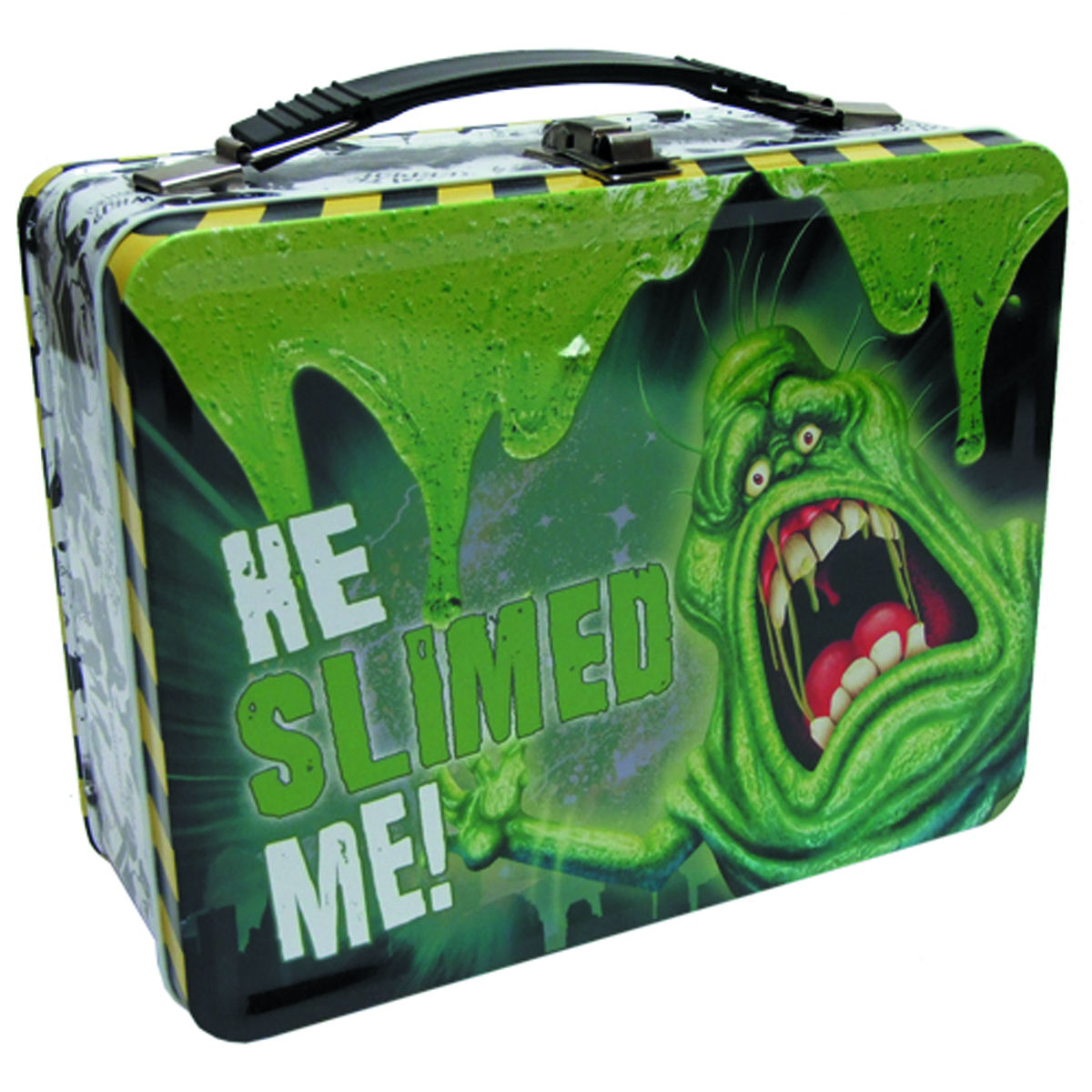 GHOSTBUSTERS SLIMER RETRO LUNCHBOX