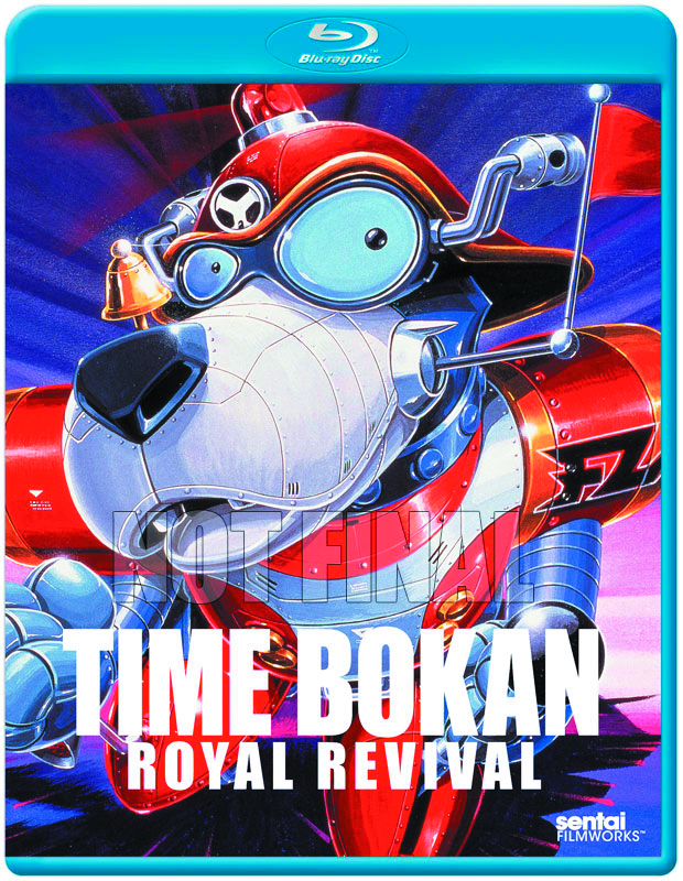 TIME BOKAN ROYAL REVIVAL BD