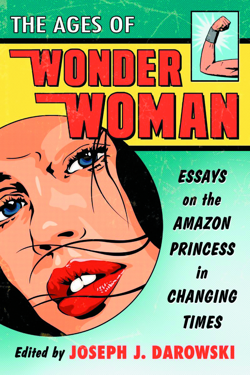 AGES OF WONDER WOMAN SC