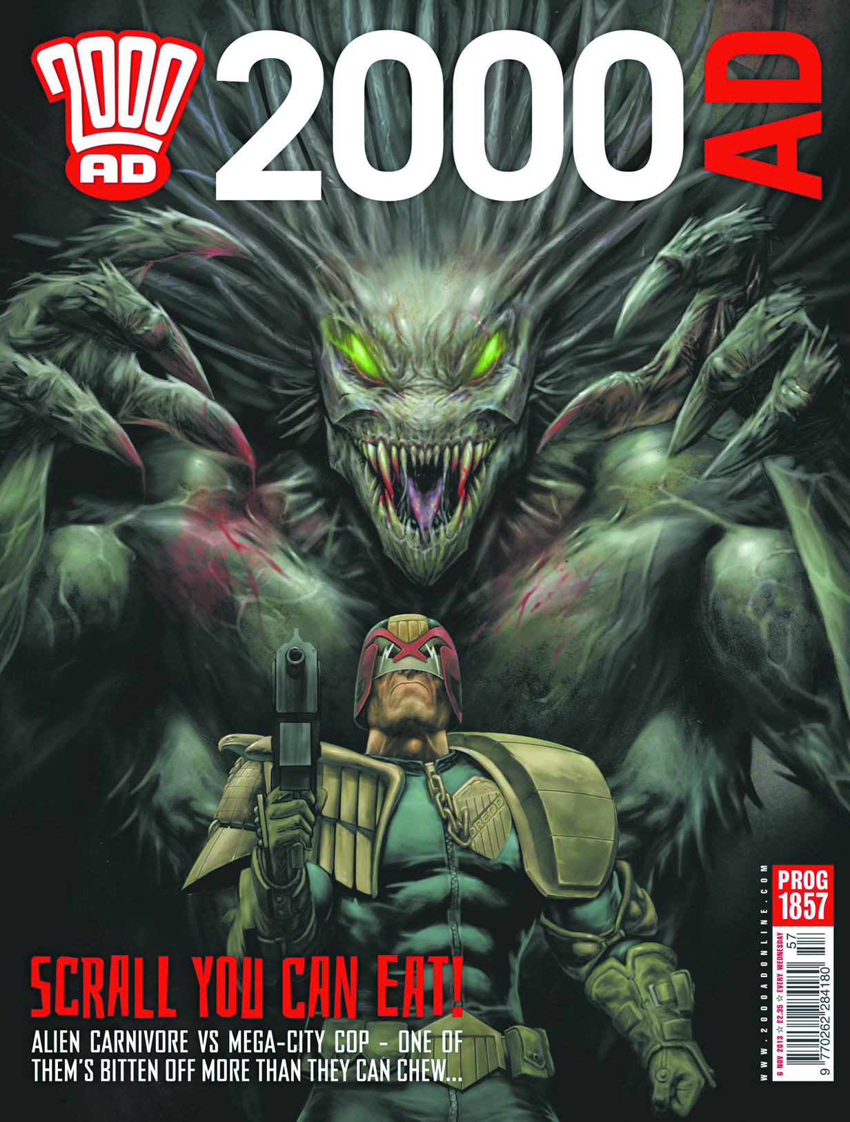 2000 AD PACK MAR 2014