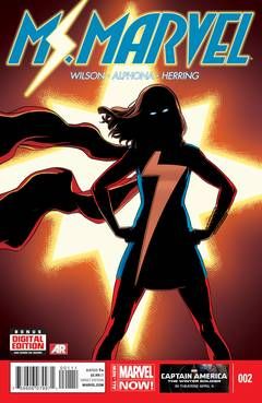 MS MARVEL #2 ANMN