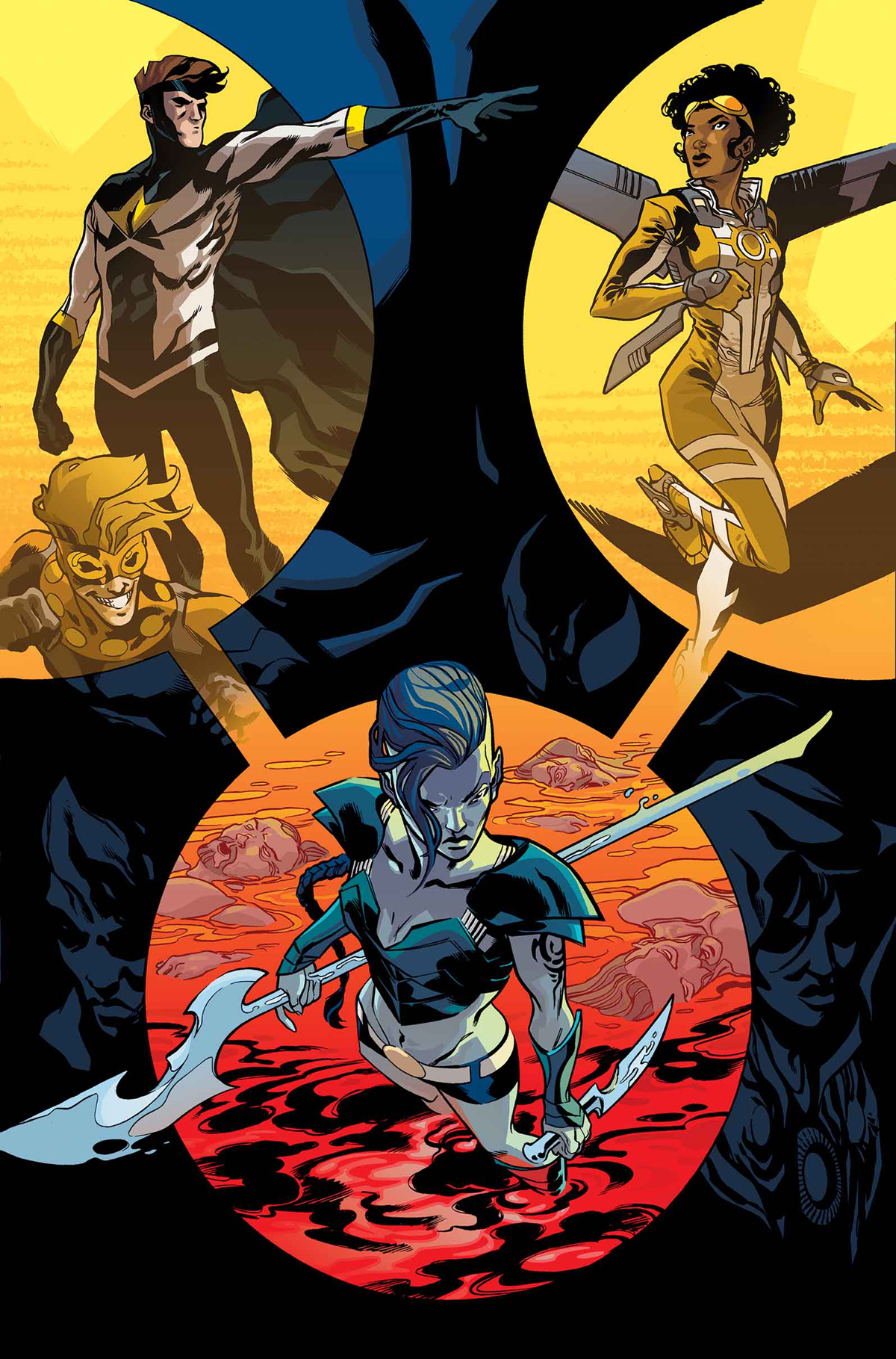 NEW WARRIORS #2 ANMN