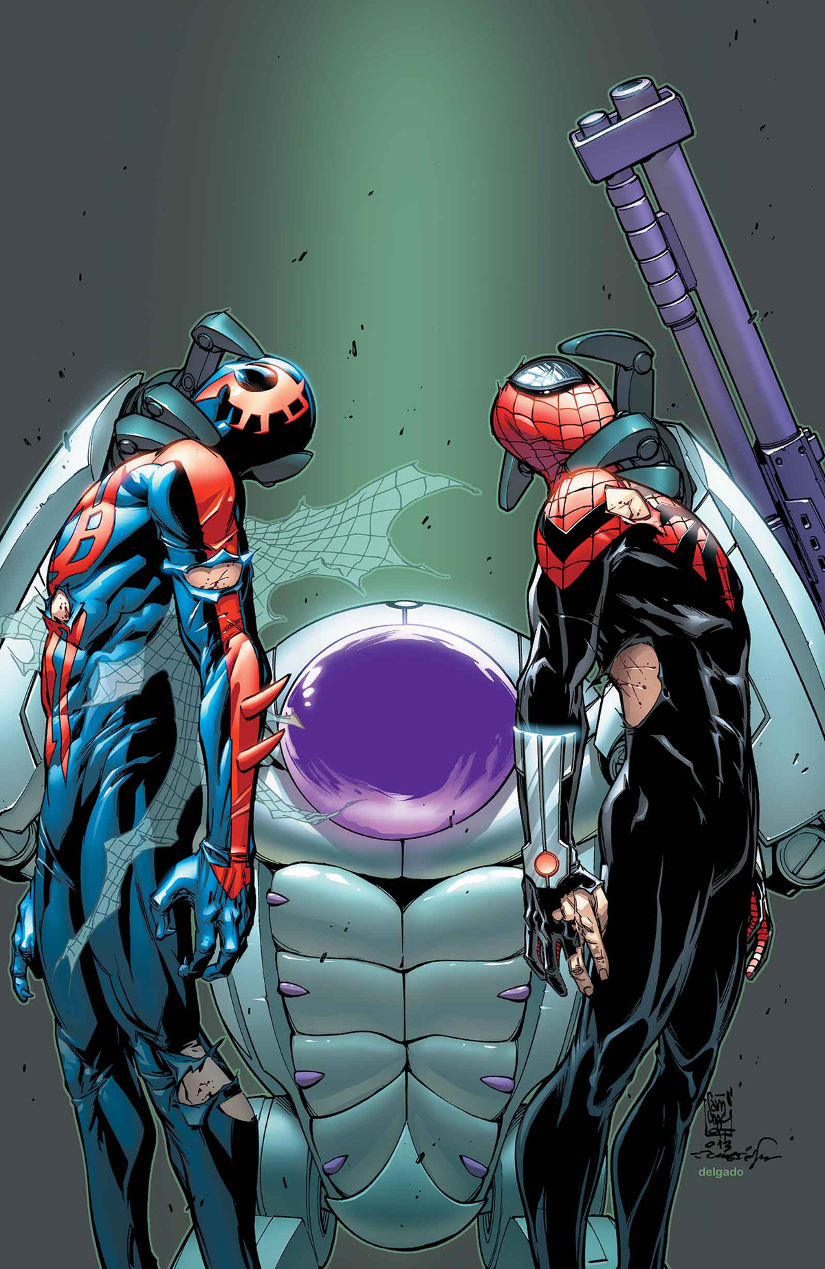 SUPERIOR SPIDER-MAN #29 ANMN