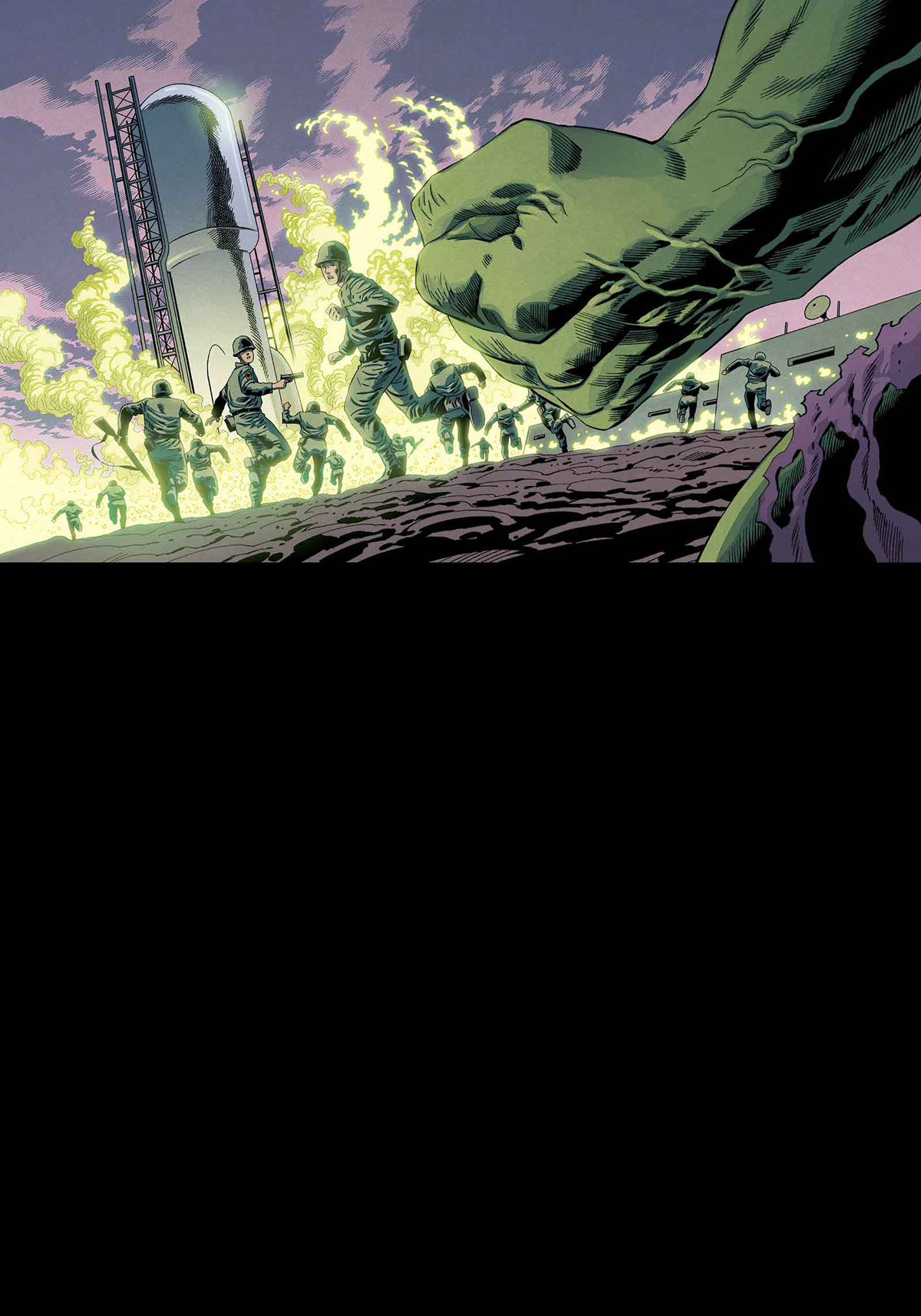 MARVEL KNIGHTS HULK #4