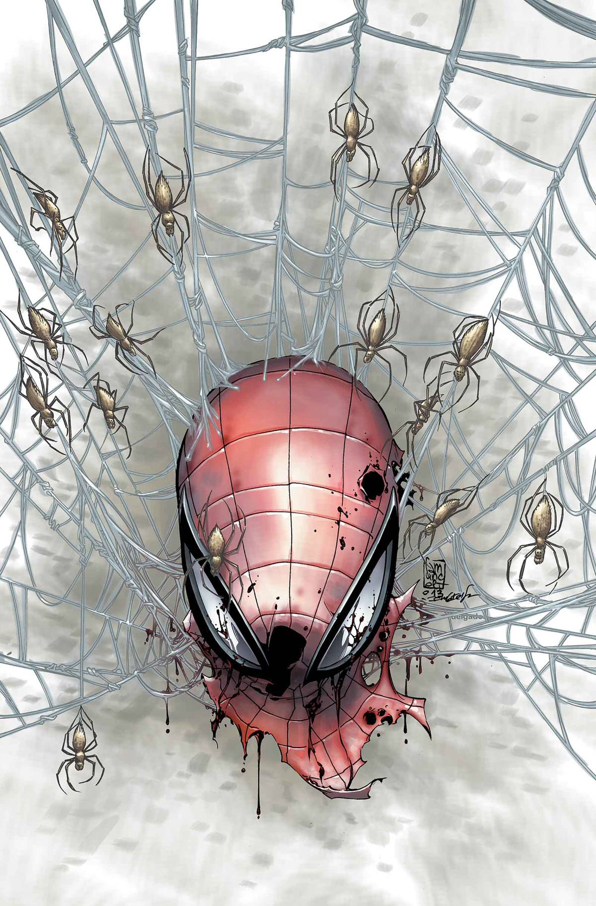 SUPERIOR SPIDER-MAN #30 ANMN
