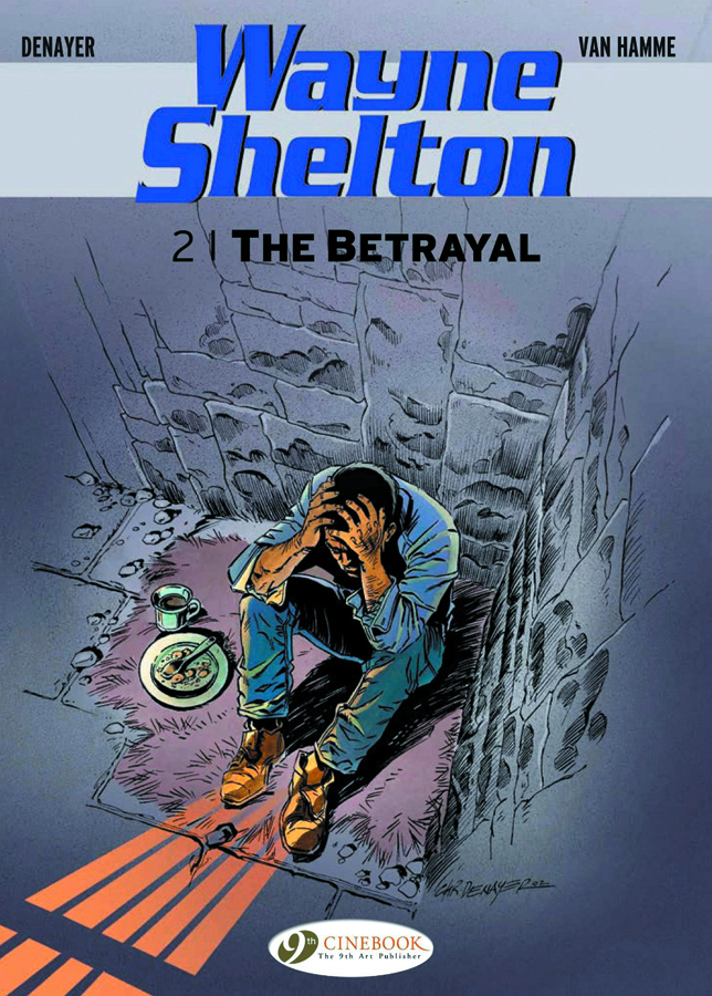 WAYNE SHELTON GN VOL 02 BETRAYAL