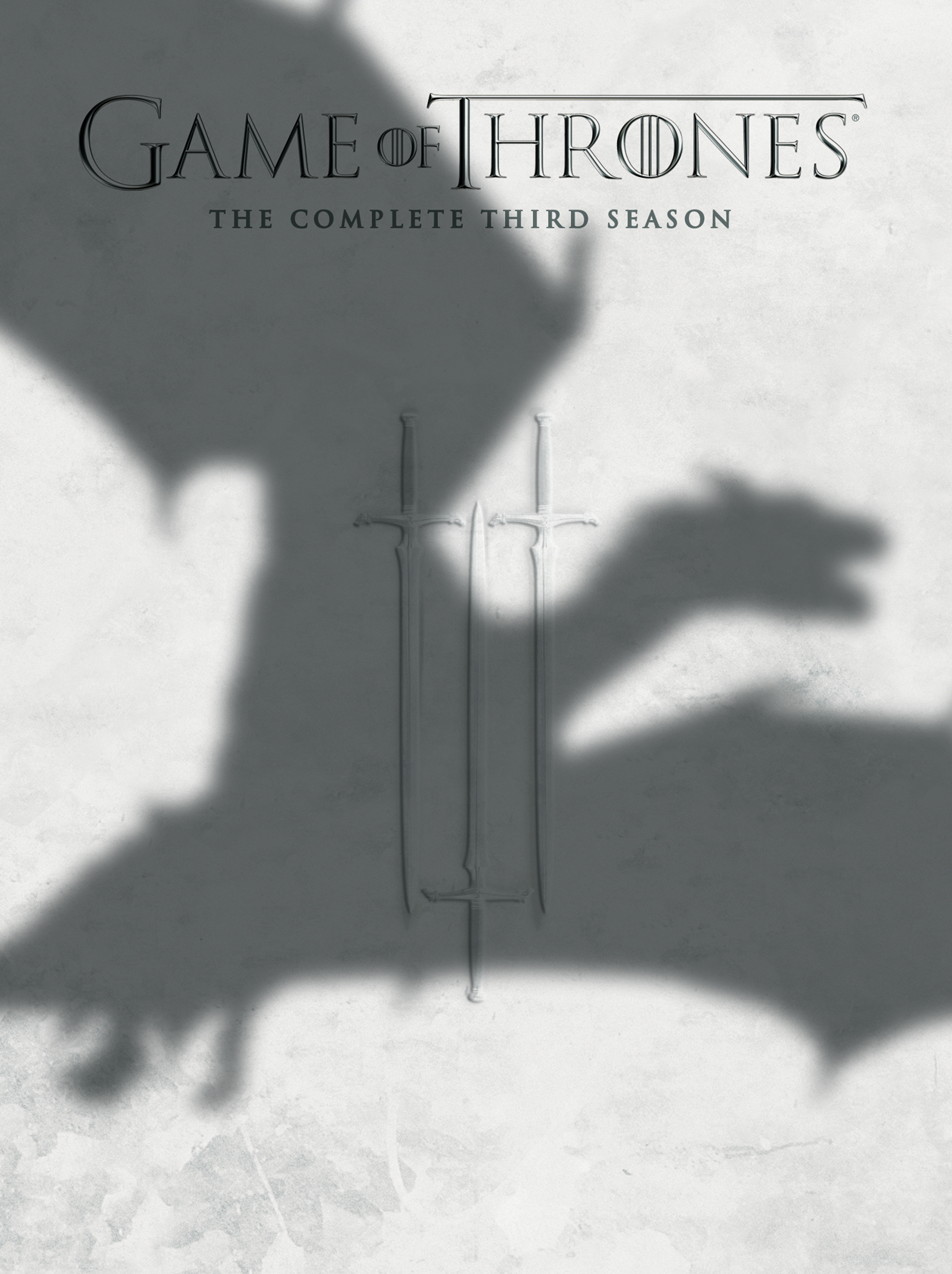 GAME OF THRONES DVD SEA 03