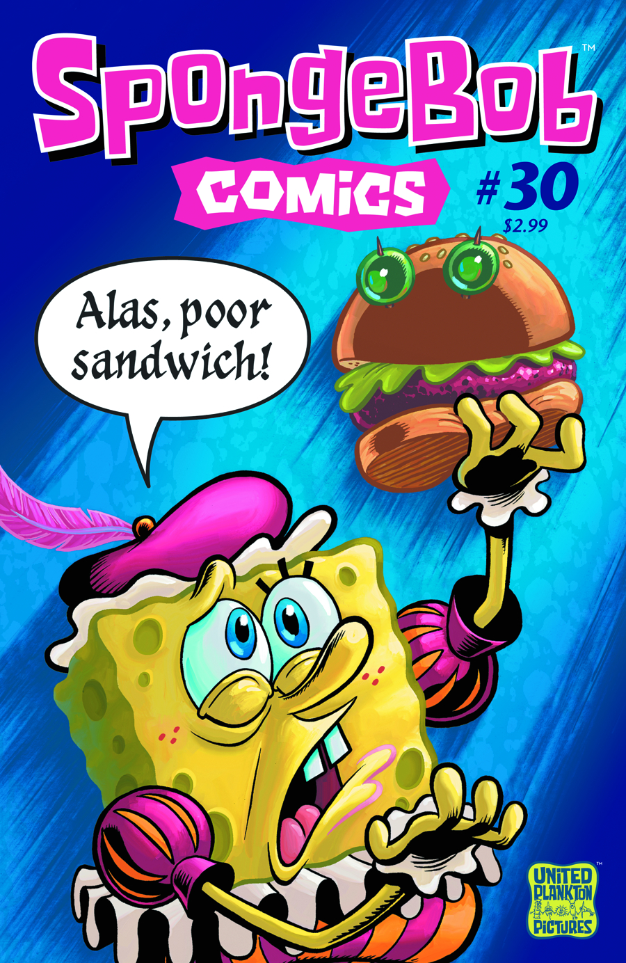 SPONGEBOB COMICS #30