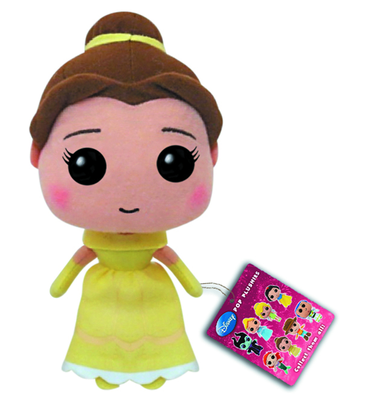 POP DISNEY BELLE 7 INCH PLUSH