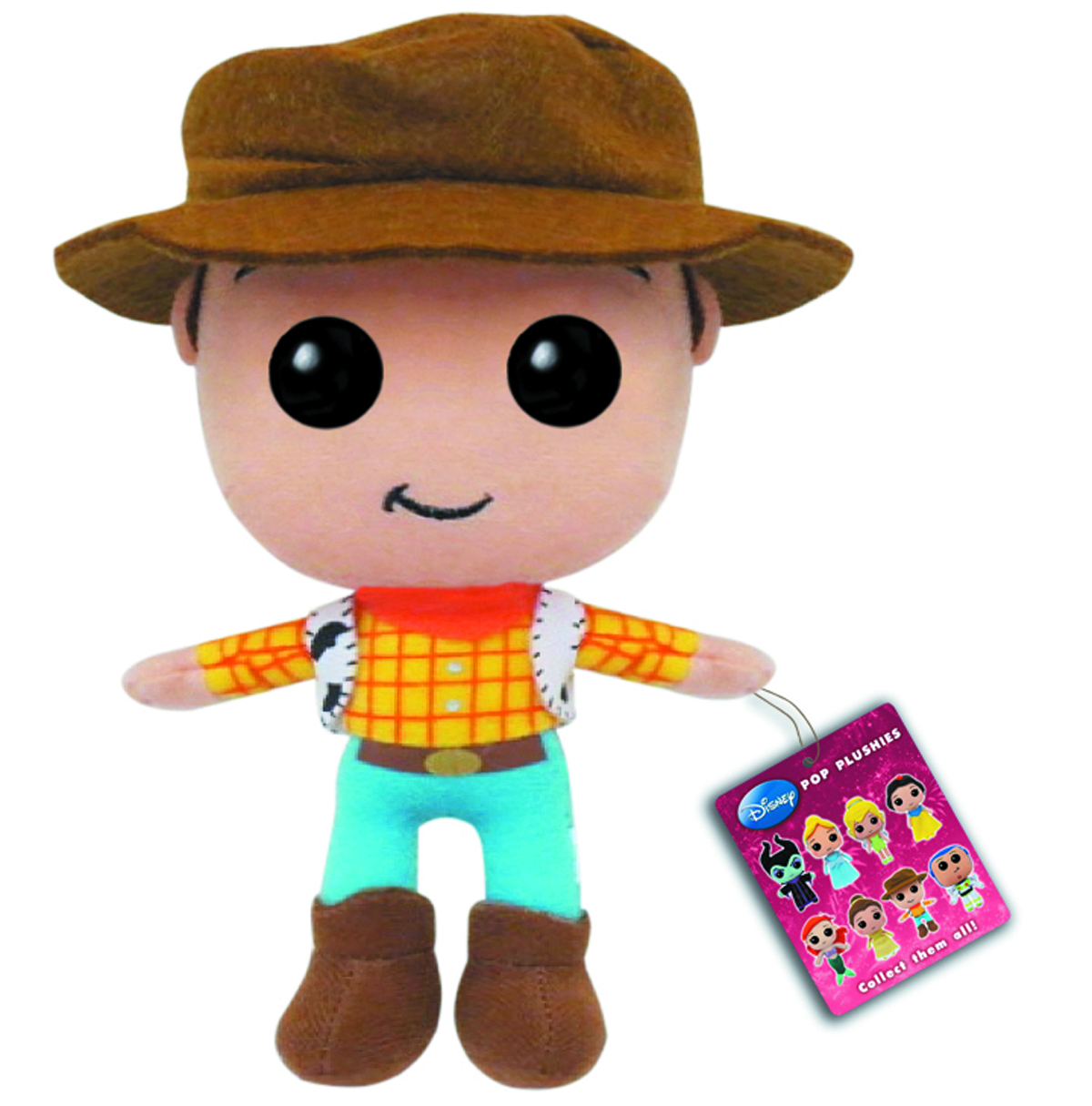 POP DISNEY WOODY 7 INCH PLUSH