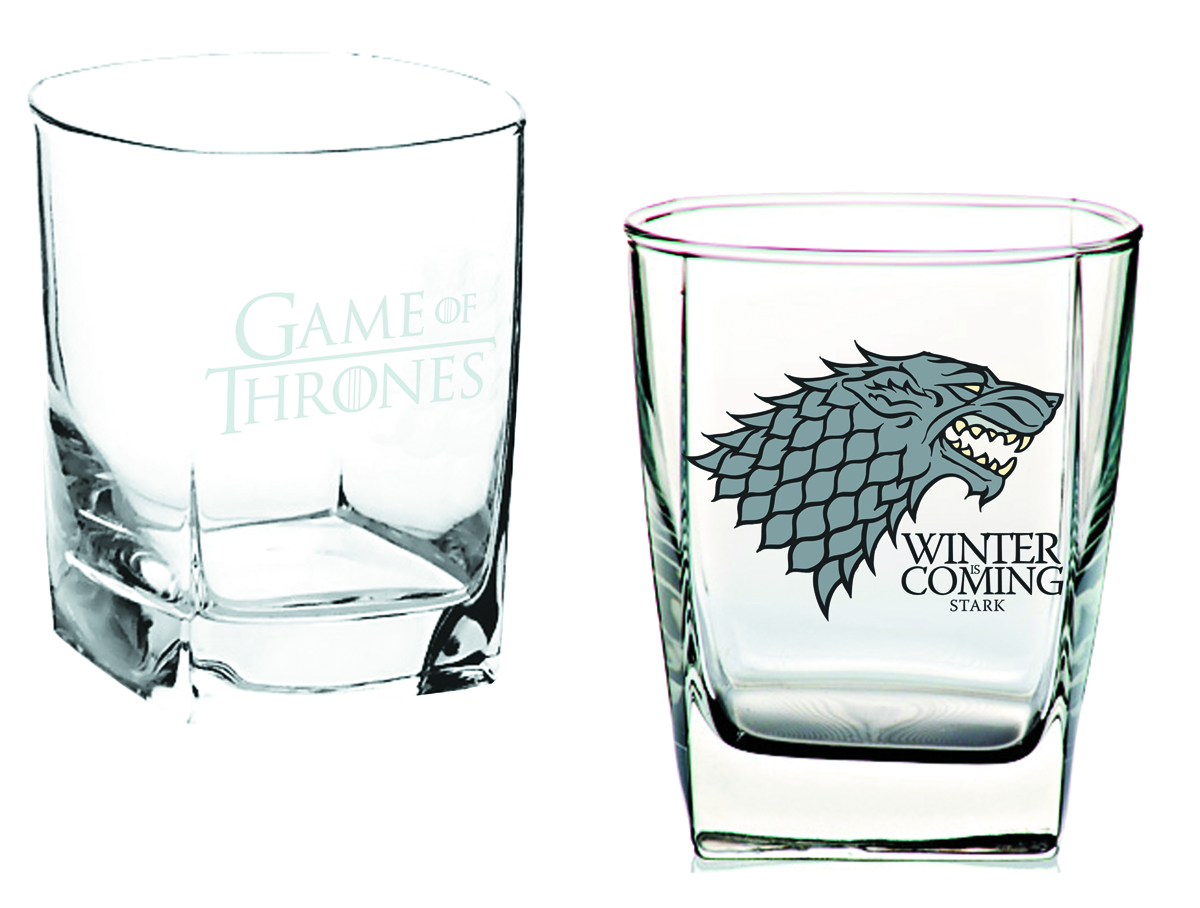 GAME OF THRONES TWIN TUMBLERS