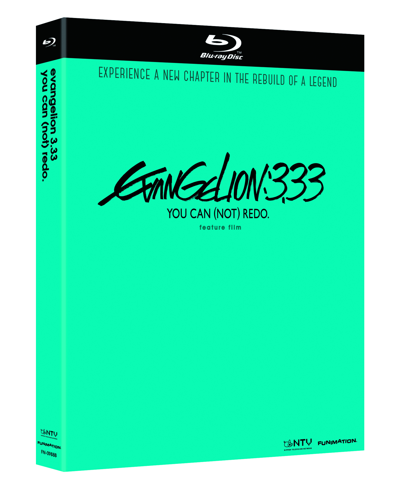EVANGELION 3.33 YOU CAN NOT REDO BD