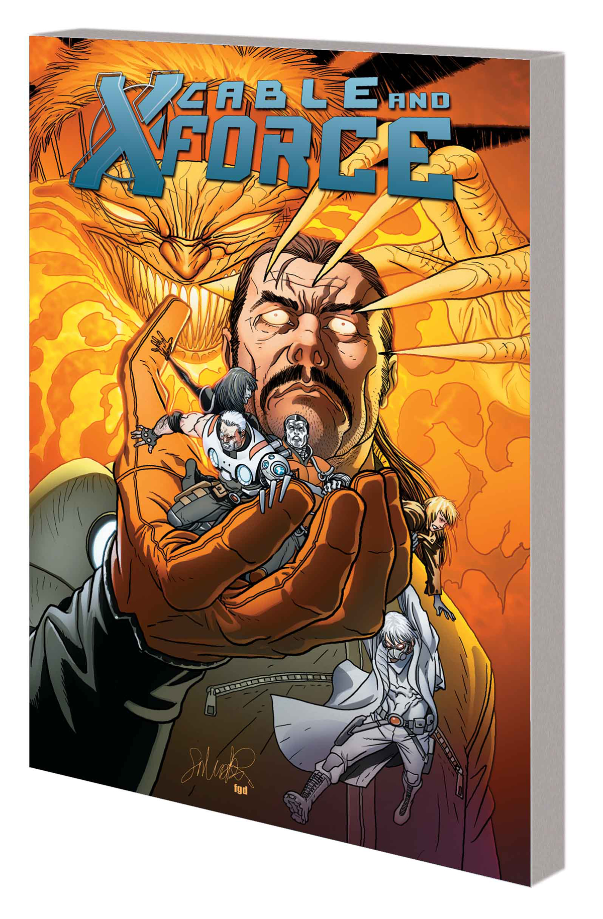 CABLE AND X-FORCE TP VOL 04 VENDETTAS