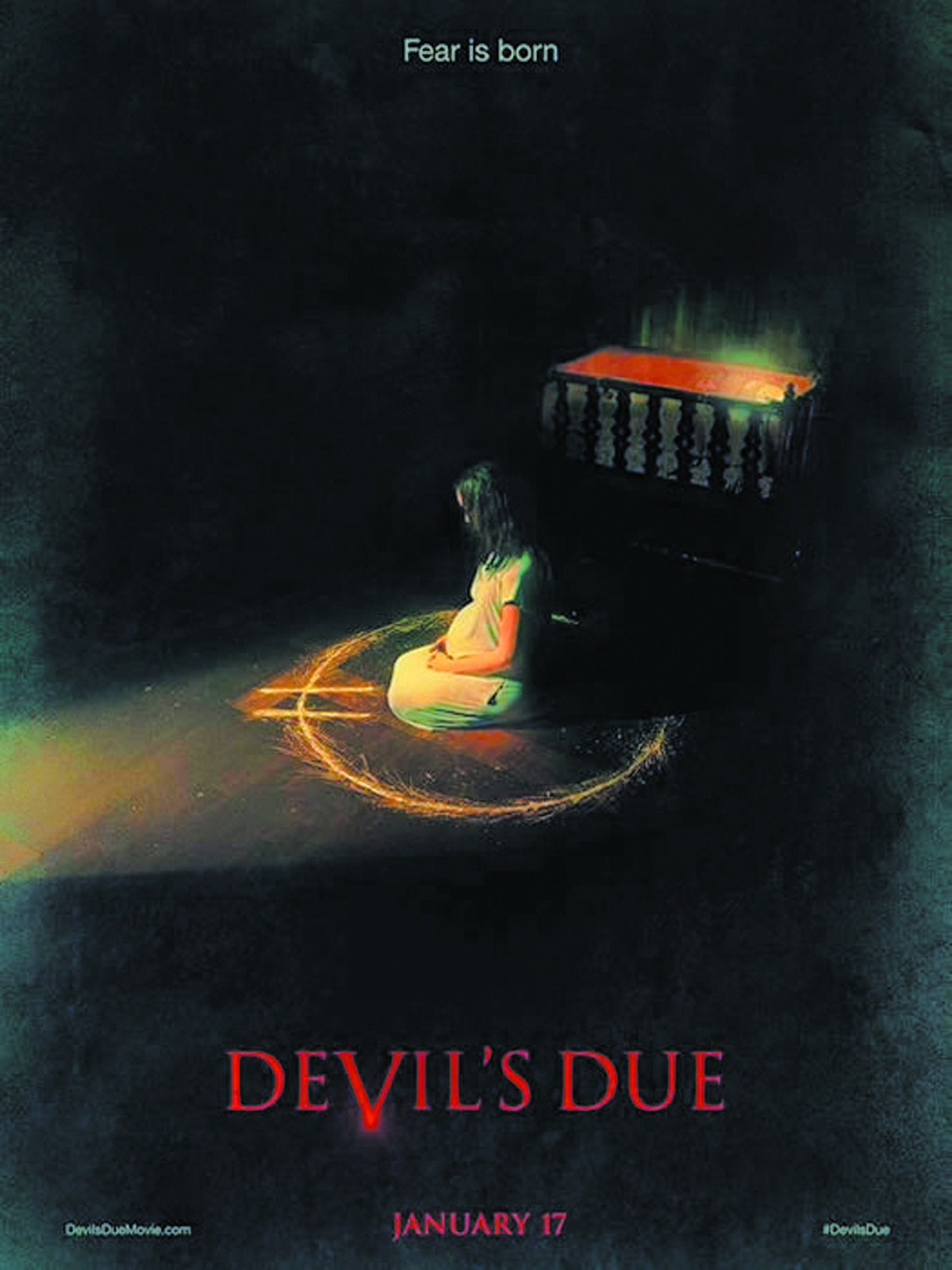 DEVILS DUE BD + DVD