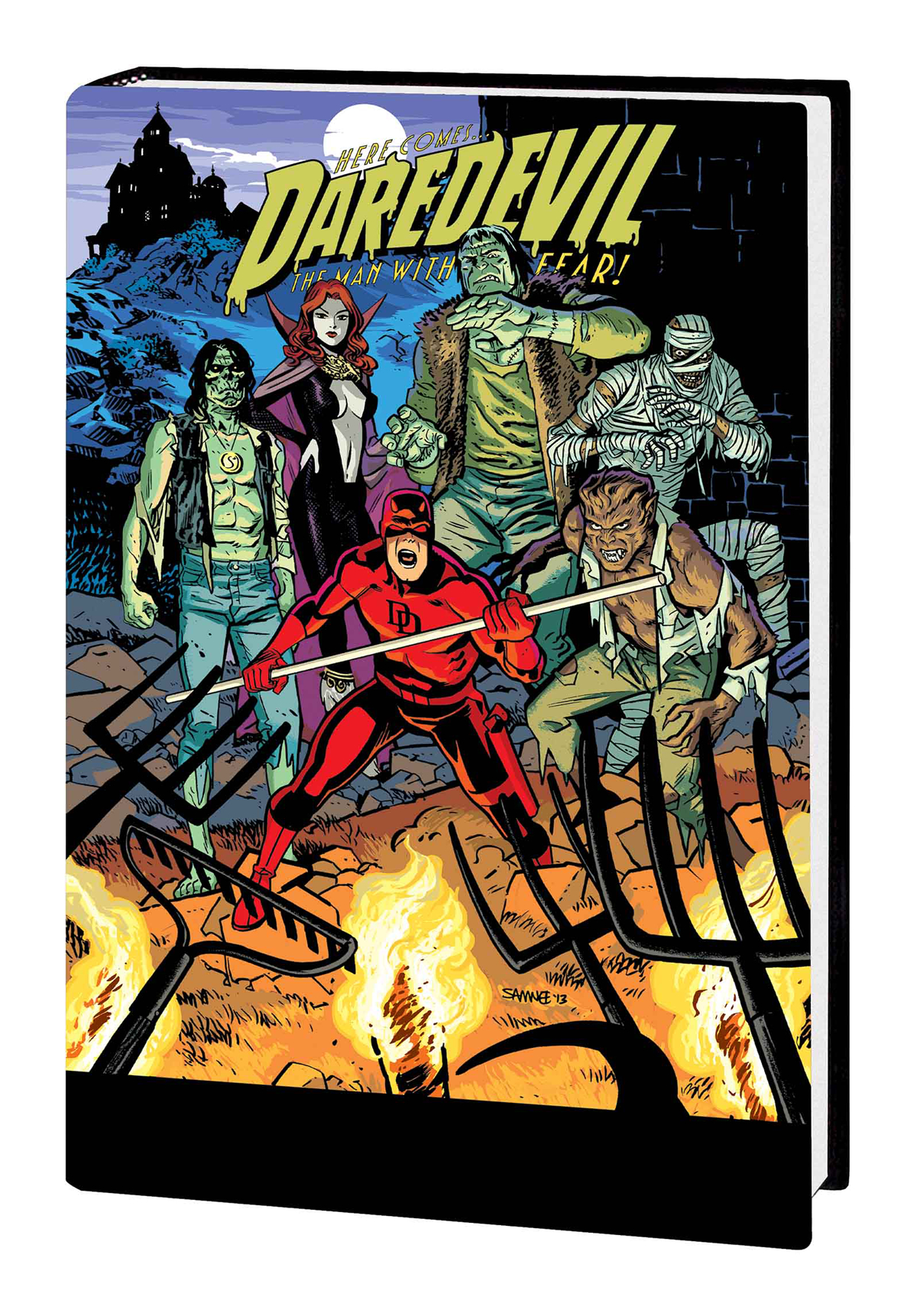DAREDEVIL BY MARK WAID PREM HC VOL 07