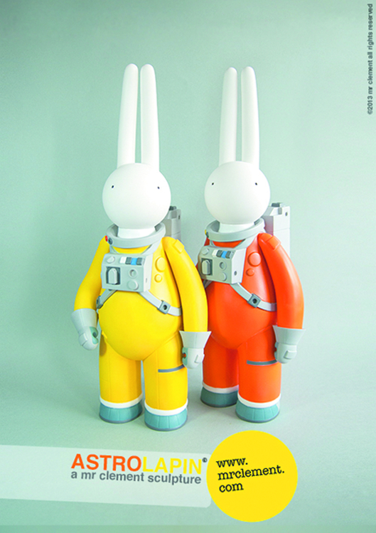 MR CLEMENT ASTROLAPIN 10TH ANN FIG YELLOW VER