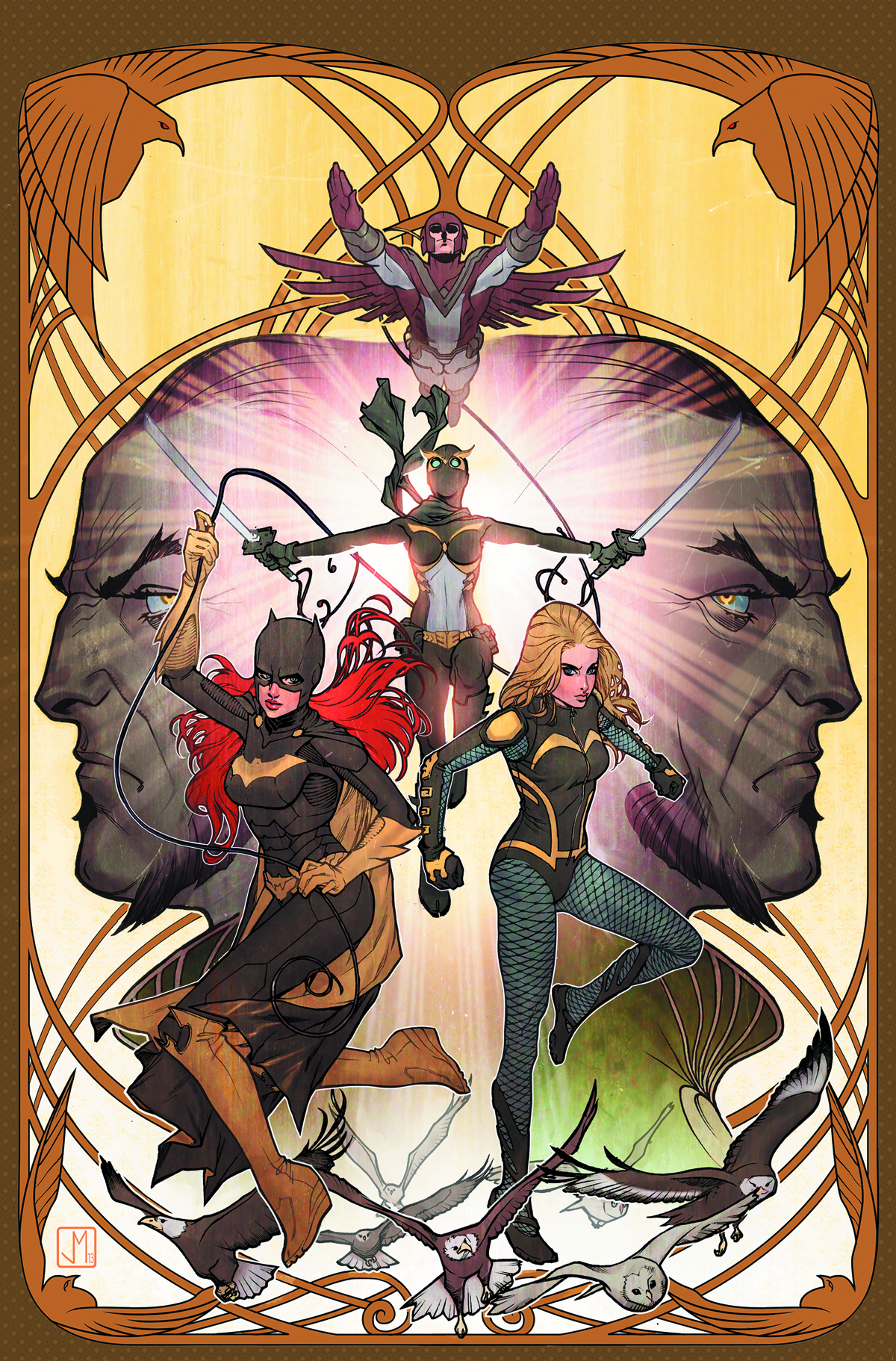 BIRDS OF PREY #29