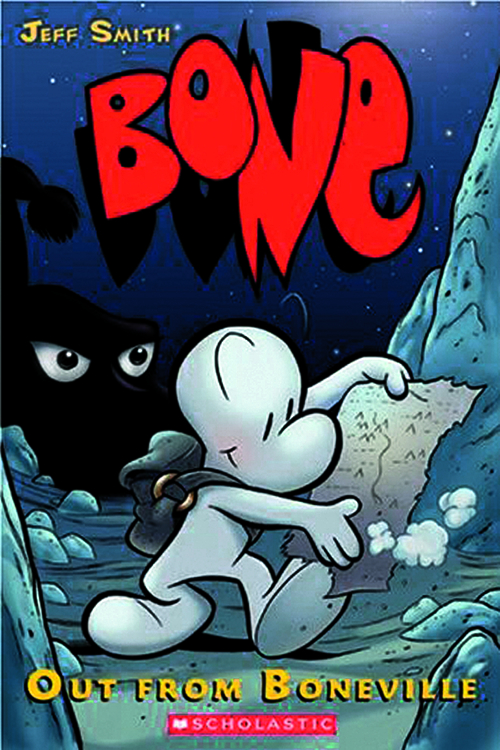 BONE COLOR ED HC VOL 01 OUT FROM BONEVILLE NEW PTG