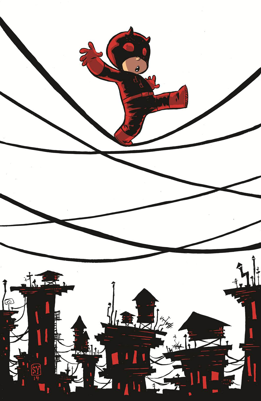 DAREDEVIL #1 YOUNG VAR ANMN