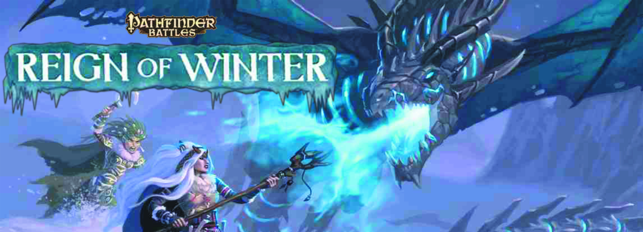 PF BATTLES REIGN OF WINTER 8CT BOOSTER BRICK