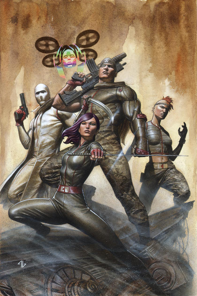 X-FORCE #2 GRANOV VAR ANMN